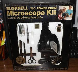 1960_Bushnell_Microscope